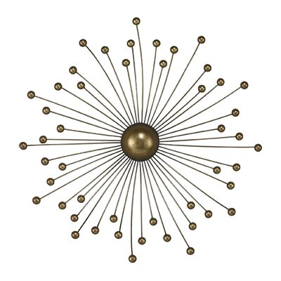 Starburst Wall Decor sterling industries withington abstract starburst wall décor