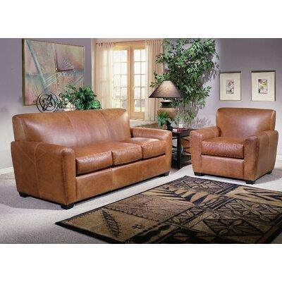 Wonderful Omnia Leather Jackson Leather Configurable Living Room Set U0026 Reviews |  Wayfair