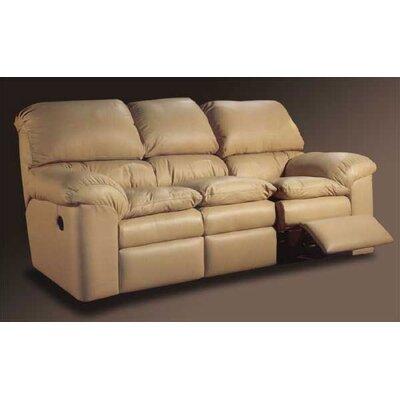 sc 1 st  Wayfair & Omnia Leather Catera Leather Reclining Sofa u0026 Reviews | Wayfair islam-shia.org