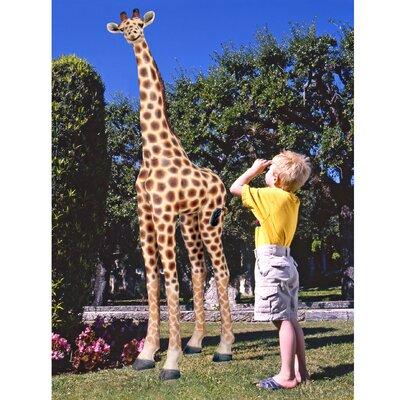 Design Toscano Mombasa The Garden Giraffe Statue U0026 Reviews | Wayfair