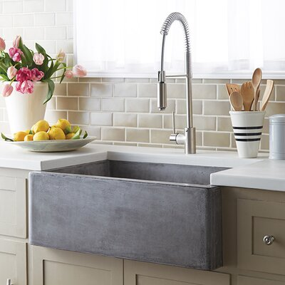Native Trails 30 x 18 Farmhouse Kitchen Sink Reviews Wayfair