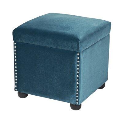 Sandy Wilson Fusion Storage Cube Ottoman U0026 Reviews | Wayfair