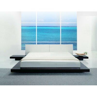 VIG Furniture Opal Platform Bed U0026 Reviews | Wayfair