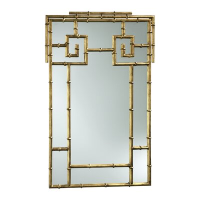 Cyan Design Bamboo Wall Mirror