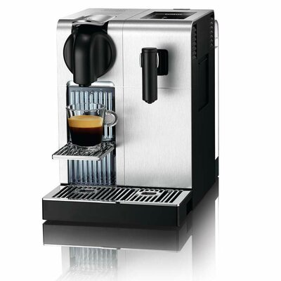 delonghi nespresso lattissima pro capsule coffee u0026 espresso maker u0026 reviews wayfair