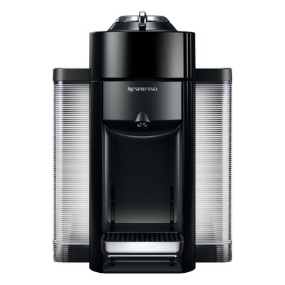 delonghi nespresso vertuo coffee and espresso singleserve machine wayfair
