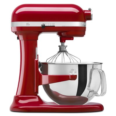 Professional 600 Series 7 Piece Stand Mixer by KitchenAid