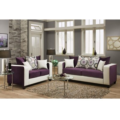 Flash Furniture Riverstone Implosion Living Room Set U0026 Reviews | Wayfair