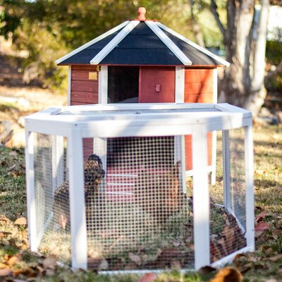 The Tower Coop chicken coop ideas