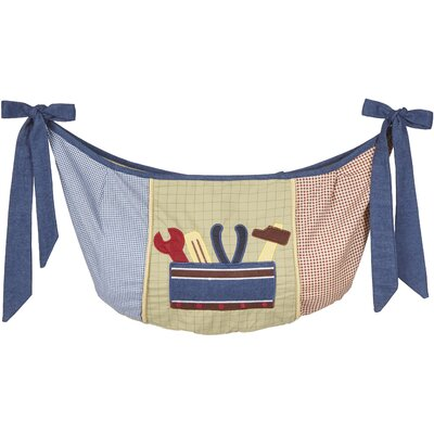Baby Boy Constructor Crib Bedding Set