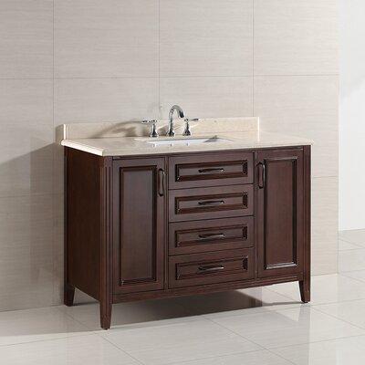 ove decors daniel 48 single bathroom vanity set reviews wayfair - Ove Decors