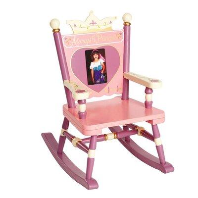 Wildkin Wildkin Rock A Buddies, Jr. Princess Mini Kids Rocking Chair U0026  Reviews | Wayfair