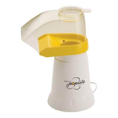 Best Popcorn Maker For Home - 144 Oz. PopLite Hot Air Popcorn Popper