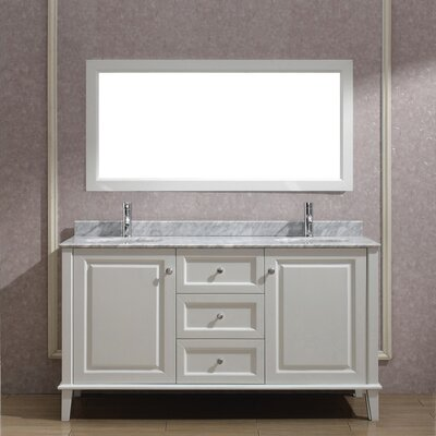 Charming Kitchen Bath And Beyond Tampa Tiny Decorative Bathroom Tile Board Flat Bathroom Suppliers London Ontario Good Paint For Bathroom Ceiling Youthful Bathroom Vanities Toronto Canada GrayReviews Best Bathroom Faucets Bauhaus Bath Milly 63\u0026quot; Double Bathroom Vanity Set With Mirror ..