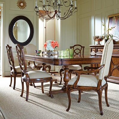 arrondissement famille pedestal dining table. Interior Design Ideas. Home Design Ideas