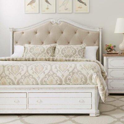 Stanley Juniper Dell Upholstered Storage Platform Bed & Reviews ...