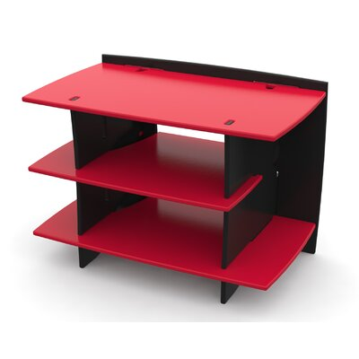 Legare Furniture Red Race Kids Gaming 33 TV Stand Reviews