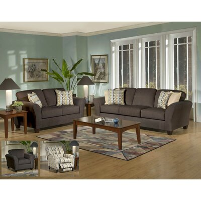 Three Posts Franklin Configurable Living Room Set U0026 Reviews | Wayfair
