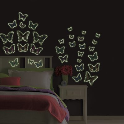 MyStyle Glow In The Dark Wall Decal U0026 Reviews | Wayfair Part 34