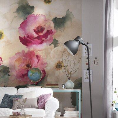 Amazing Brewster Home Fashions Komar Poesie Wall Mural U0026 Reviews | Wayfair Part 12