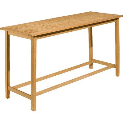 Oxford Garden Dartmoor Long Bar Table U0026 Reviews | Wayfair