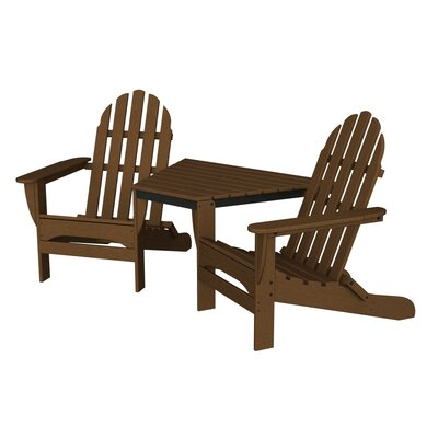 POLYWOOD® Adirondack Tete-a-Tete & Reviews