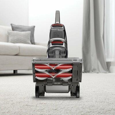 hoover power path deluxe carpet deep cleaner with hose u0026 reviews wayfair