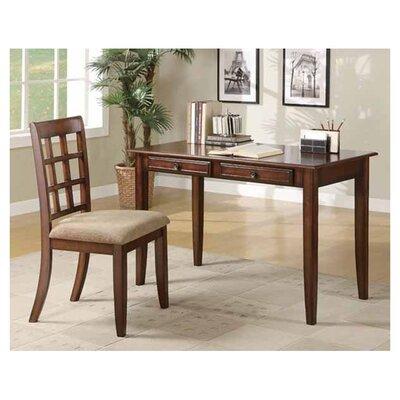 bay isle home eanes writing desk and chair set & reviews | wayfair.ca