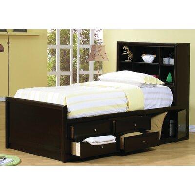 Wildon Home ® Panel Bed With Storage U0026 Reviews | Wayfair