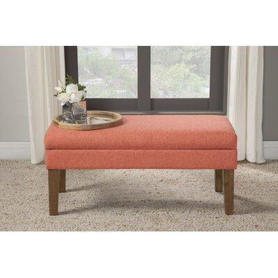 Wildon Home Axtell Decorative Storage Bench Reviews