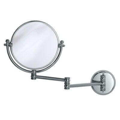 Wall Mount Mirror gatco extending wall mount mirror & reviews | wayfair