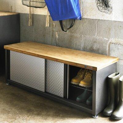 Gladiator Wood Storage Bench & Reviews | Wayfair