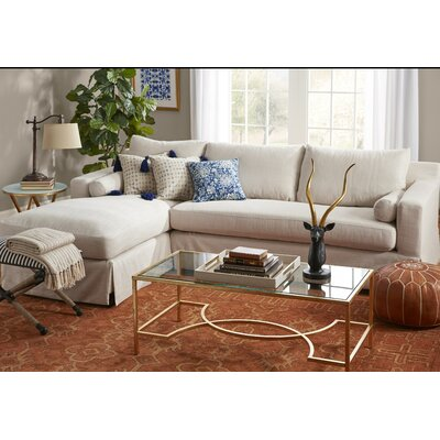 Elements Fine Home Furnishings Haley Sectional Amp Reviews