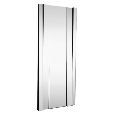 Majestic Mirror Large Modern Rectangular Full Length Angled Beveled Glass Wall  Mirror   Reviews   Wayfair. Majestic Mirror Large Modern Rectangular Full Length Angled