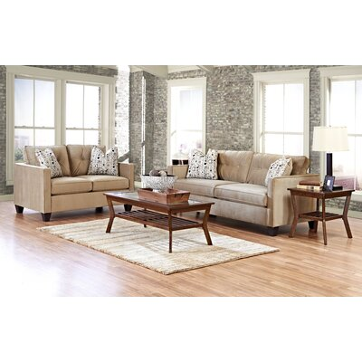 Klaussner Furniture Derry Living Room Collection & Reviews | Wayfair