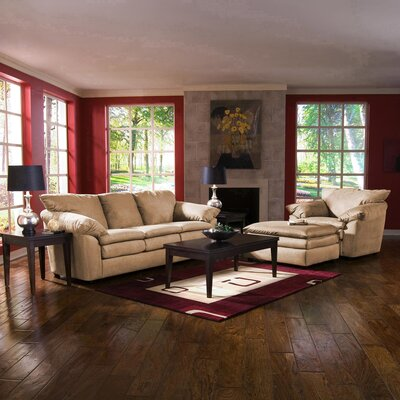 Klaussner Furniture Falmouth Configurable Living Room Set Reviews Wayfair