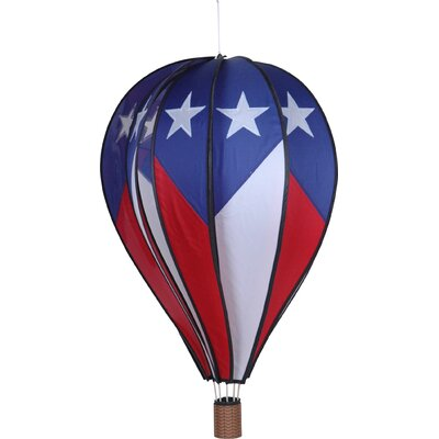 Garden Spinners By Premier Designs find this pin and more on yard spinners Premier Designs Hot Air Balloon Patriotic Spinner Reviews Wayfair