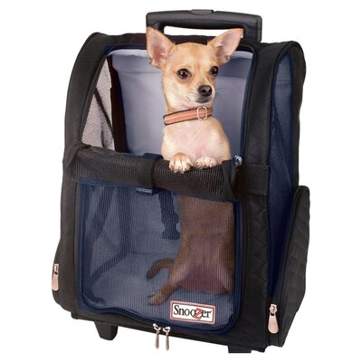 Best cat carrier - Wheel Around Travel Pet Carrier by Snoozer