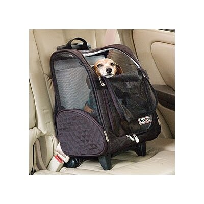 Snoozer Wheel Around Travel Pet Carrier & Reviews | Wayfair