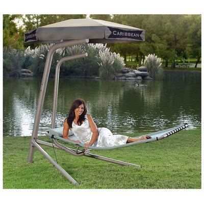 Gym Dandy Caribbean Lounge Hammock with Stand & Reviews