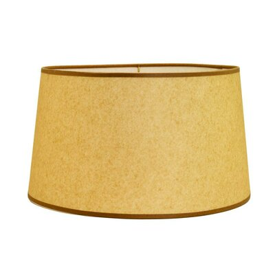 Deran Lamp Shades Hardback 19 Quot Linen Drum Lamp Shade