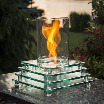 the outdoor greatroom company harmony gel fuel tabletop fireplace u0026 reviews wayfair - Gel Fuel Fireplace