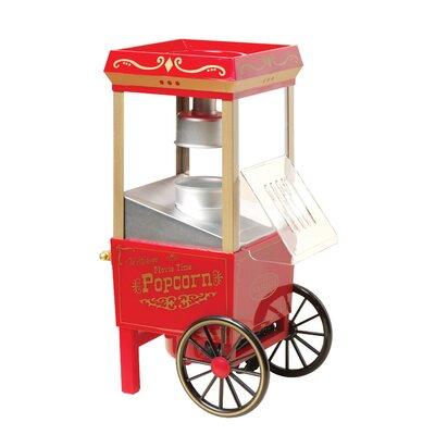 Best Popcorn Maker For Home - Old Fashioned 3.5 Oz. Movietime Hot Air Popcorn Maker