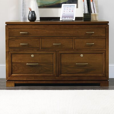 Hooker Furniture Viewpoint Credenza Desk Reviews Wayfair