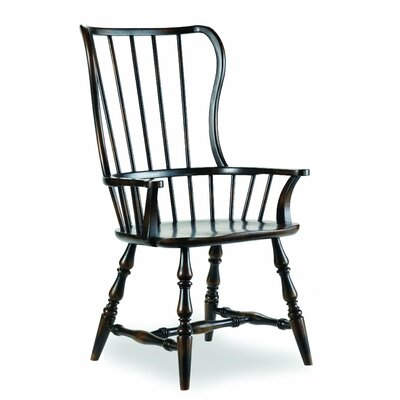 Hooker Furniture Sanctuary Spindle Back Dining Chair U0026 Reviews | Wayfair
