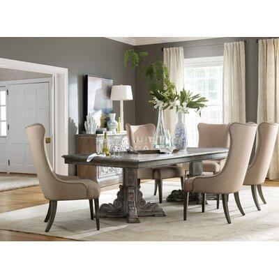 hooker furniture true vintage dining table base | wayfair