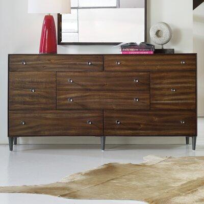Hooker Furniture Studio 7H 8 Drawer Dresser & Reviews   Wayfair
