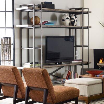 "hooker furniture studio 7h 86"" etagere bookcase & reviews | wayfair"