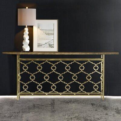 Hooker Furniture Melange Landon Hall Console Table U0026 Reviews | Wayfair