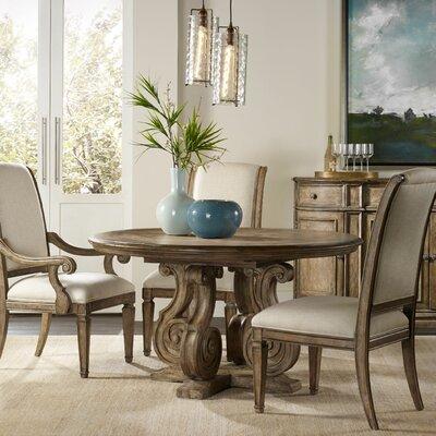 Hooker Furniture Solana Dining Table Base | Wayfair